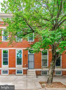 Residential Property for sale in 325 E 24TH STREET, Baltimore City, MD, 21218