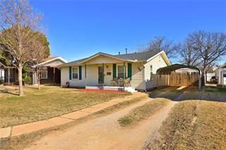 Single Family for sale in 1509 Matador Street, Abilene, TX, 79605