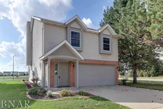 Single Family for sale in 52 Parkshores, Bloomington, IL, 61701