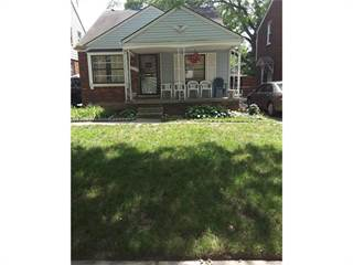 Single Family for sale in 14124 ROSSINI Drive, Detroit, MI, 48205