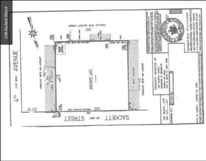 Land for sale in 638 Sackett Street, Brooklyn, NY, 11215