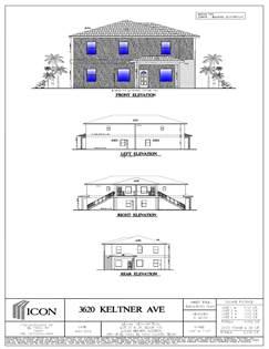 Multifamily for sale in 3620 Keltner Avenue, El Paso, TX, 79904