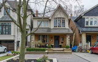 Residential Property for sale in 73 Deloraine Ave, Toronto, Ontario, M5M2A8