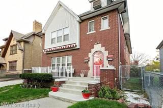 Multi-family Home for sale in 16854 BAYLIS Street, Detroit, MI, 48221