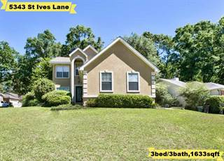 Single Family for sale in 5342 E St Ives, Tallahassee, FL, 32309
