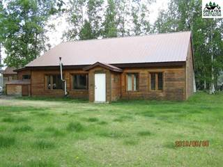 Single Family for sale in 1150 GLENWOOD DRIVE, Delta Junction, AK, 99737