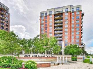 Condo for rent in 2391 Central Park Dr 1207, Oakville, Ontario