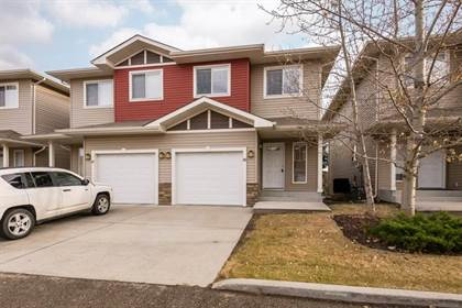 Single Family for sale in 15151 43 ST NW 26, Edmonton, Alberta, T5Y0L3