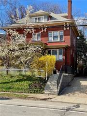 Single Family for sale in 6533 Wilkins Ave, Pittsburgh, PA, 15217