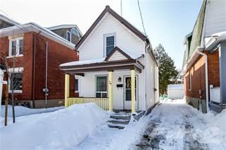 Single Family for sale in 74 HAMILTON AVENUE, Ottawa, Ontario