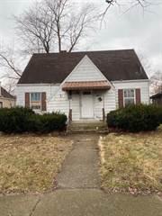Single Family for rent in 4680 Van Buren Street, Gary, IN, 46408