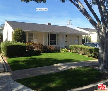Residential Property for rent in 10845 PICKFORD WAY, Culver City, CA, 90230