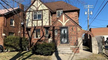 Residential Property for sale in 5026 AUDUBON Road, Detroit, MI, 48224