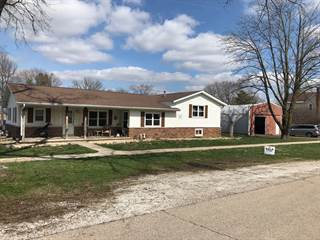 Single Family for sale in 429 Monroe Street, Hopedale, IL, 61747