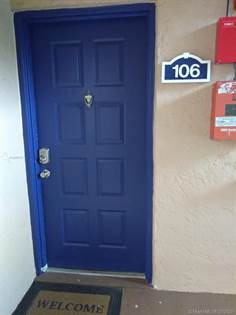 Residential Property for rent in 10520 SW 158th Ct 106, Miami, FL, 33196