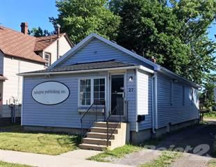 Comm/Ind for sale in 27 Queen Street, Fort Erie, Ontario
