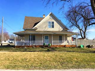 Single Family for sale in 114 West Plumb Street, Gifford, IL, 61847