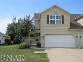 Townhouse for sale in 906 Country Lane, Le Roy, IL, 61752