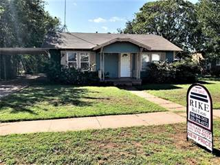 Single Family for sale in 1210 E Wells Street, Stamford, TX, 79553