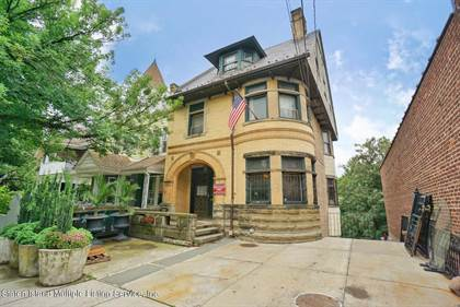 Residential Property for sale in 82 Westervelt Avenue, Staten Island, NY, 10301