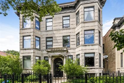 Residential Property for sale in 1420 West Belle Plaine Avenue 1E, Chicago, IL, 60613