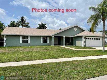 Residential Property for sale in 19430 NW 3rd Ct, Pembroke Pines, FL, 33029