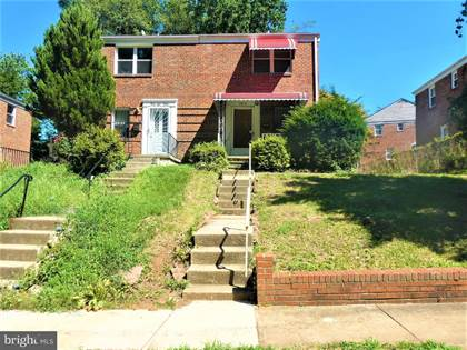 Residential Property for sale in 3813 PARKVIEW AVE, Baltimore City, MD, 21207