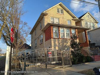 Residential Property for sale in 153 Wellbrook Avenue, Staten Island, NY, 10314