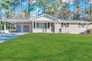 Single Family for rent in 2930 River Ridge Drive SW, Atlanta, GA, 30354