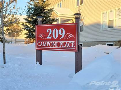 Condominium for sale in 209 Camponi PLACE 24, Saskatoon, Saskatchewan, S7M 1E9