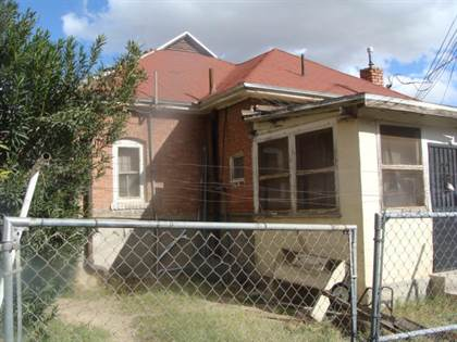 Residential Property for sale in 613 N St Vrain Street B, El Paso, TX, 79902