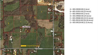 Farm And Agriculture for sale in 9404 W Hedrick Road, Gosport, IN, 47433