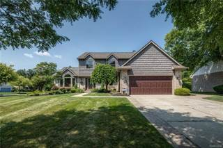 Single Family for sale in 42636 WIMBLETON Way, Novi, MI, 48377