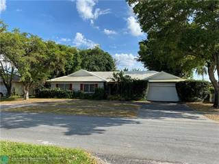 Single Family for sale in 5300 SW 10th St, Plantation, FL, 33317