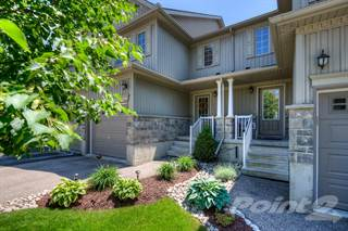 Townhouse for sale in 20 David Bergey Drive, Kitchener, Ontario