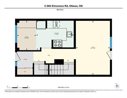 904 Elmsmere Dr,    Ottawa,OntarioK1J 7T6 - honey homes