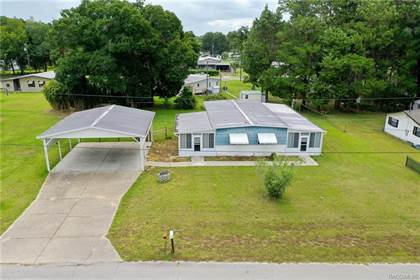 Residential Property for sale in 1385 N Manada Hill Drive, Inverness, FL, 34453