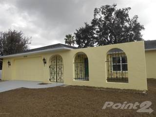 Residential for sale in 9208 El Camino Street, Spring Hill, FL, 34608