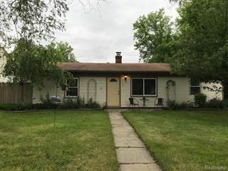 Single Family for sale in 22480 TULANE Avenue, Farmington Hills, MI, 48336