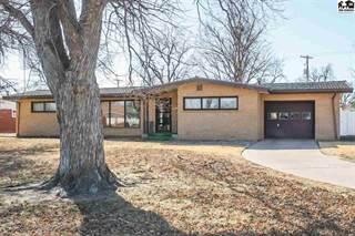 Single Family for sale in 204 S Monroe St, St. John, KS, 67576