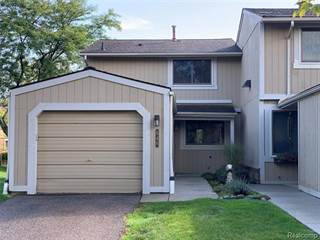 Condo for sale in 846 Yorktown, Northville, MI, 48167