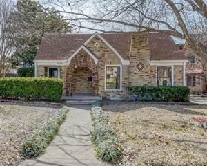 Single Family for sale in 5626 Mccommas Boulevard, Dallas, TX, 75206