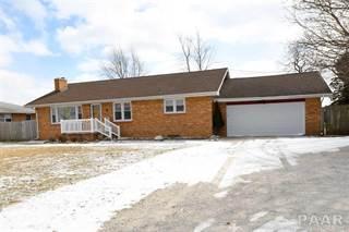 Single Family for sale in 18318 W FARMINGTON Road, Trivoli, IL, 61569