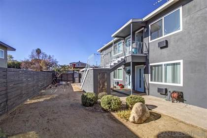 Multifamily for sale in 4401 College Ave, San Diego, CA, 92115