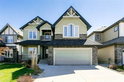 Single Family for sale in 4315 MCCLUNG CR NW, Edmonton, Alberta, T6R0N1