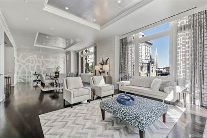 Residential for sale in 1001 California Street TH1, San Francisco, CA, 94108