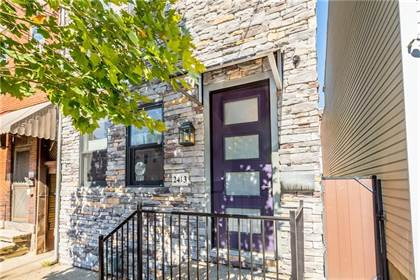 Residential Property for sale in 2413 Jane St, Pittsburgh, PA, 15203