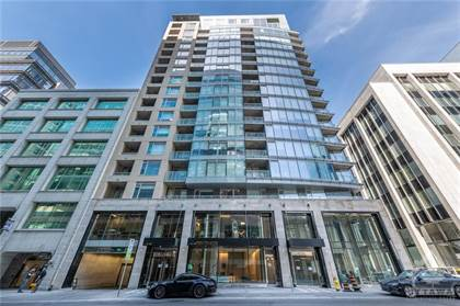 Residential Property for sale in 101 QUEEN Street #PH17, Ottawa, Ontario, K1P 0B7