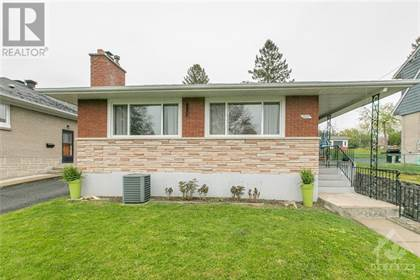 Single Family for sale in 845 IROQUOIS ROAD, Ottawa, Ontario, K2A3N3