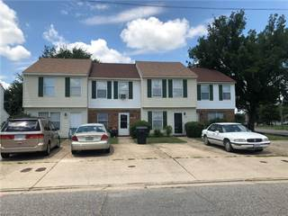 Apartment for sale in 2700 peach Street, Portsmouth, VA, 23704